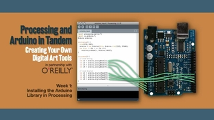 Installing the Arduino Library in Processing - Processing and