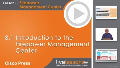 8 1 Introduction to the Firepower Management Center