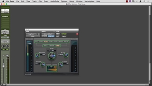 Automating Plugin Parameters - Avid Pro Tools 12 Fundamentals [Video]