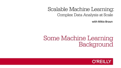 Some Machine Learning Background | Learning Path: Python for