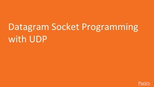 Datagram Socket Programming with UDP - Network Programming