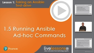 1 5 Running Ansible Ad-hoc Commands - Ansible Certification