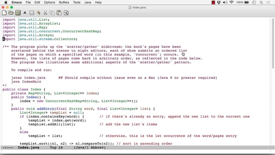 Map-Reduce Code Example - The Book Index Program In Java ...