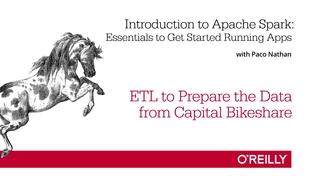 ETL to Prepare the Data from Capital Bikeshare