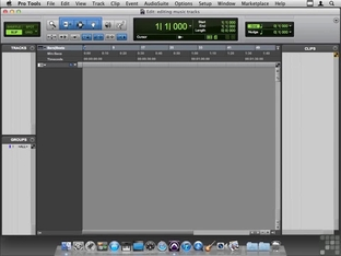 Editing Library Music On The Grid Avid Pro Tools 10 Video