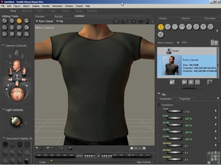 Add An Image - Learning Poser 8 / Poser Pro 2010 [Video]