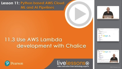 11 3 Use AWS Lambda development with Chalice | Learning Path