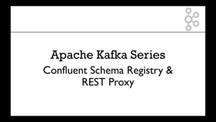 The need of schemas in Kafka - Apache Kafka Series