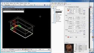 Applying Exterior Finishes - Bentley MicroStation V8i 3D [Video]