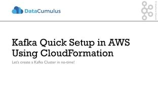 What is AWS CloudFormation - Apache Kafka Series - Kafka