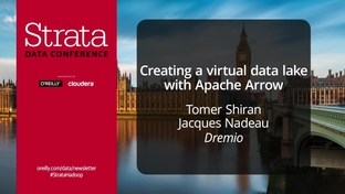 Creating a virtual data lake with Apache Arrow - Tomer