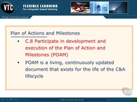 Video Thumbnail For Plan Of Action And Milestones