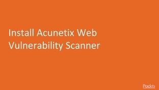 Install Acunetix Web Vulnerability Scanner - Bug Bounty
