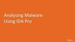 Analysing Malware Using IDA Pro - Advanced Malware Analysis