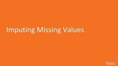 Imputing Missing Values | LEARNING PATH: Machine Learning