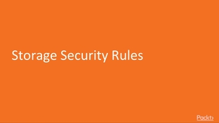Storage Security Rules - Firebase for Android Development [Video]