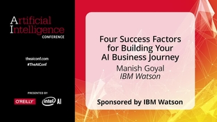 Four success factors for building your AI business journey