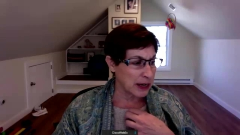 Thumbnail for entry 1818 Society-MHM  How to Get Comfortable in Your Work-From-Home Space For Retirees-Feb 25, 2021