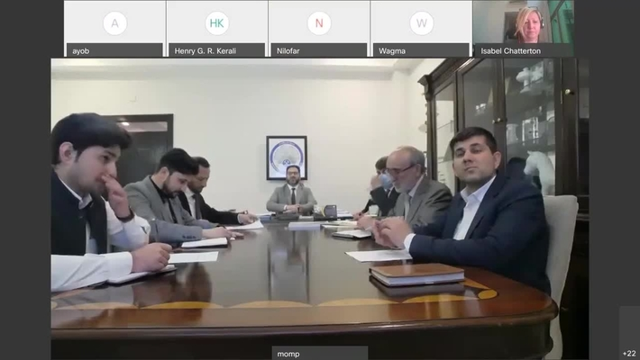 29th Mazar IPP High Level Stakeholders Meeting-May 5, 2021