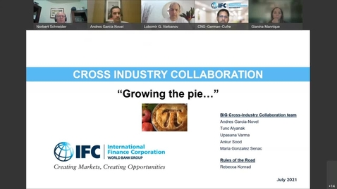 Thumbnail for entry Cross Industry Collaboration (Asia Session)-Jul 15, 2021