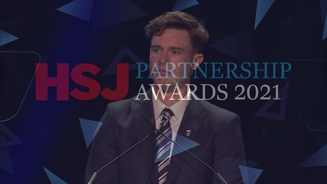 Thumbnail for entry Award 16 - Local Covid-19 Response Partnership Award