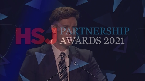 Thumbnail for entry Award 6 - Best Educational Programme for the NHS