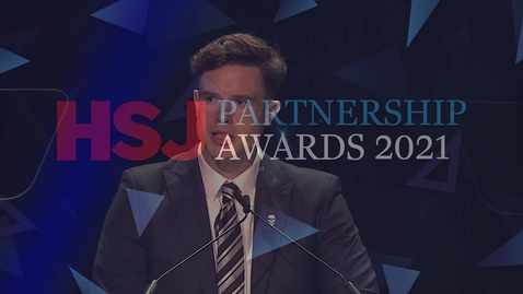Thumbnail for entry Award 3 - HealthTech Partnership of the Year