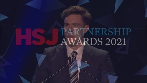 Thumbnail for entry Award 8 - Best Mental Health Partnership with the NHS