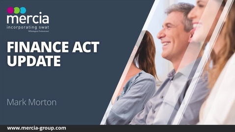 Thumbnail for entry Sample of 2019 Finance Act Update