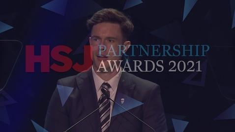 Thumbnail for entry Award 17 - Regional Covid-19 Response Partnership Award