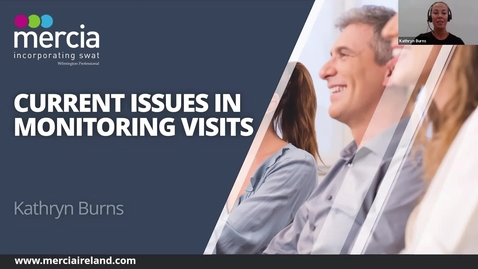 Thumbnail for entry Current Issues in Monitoring Visits