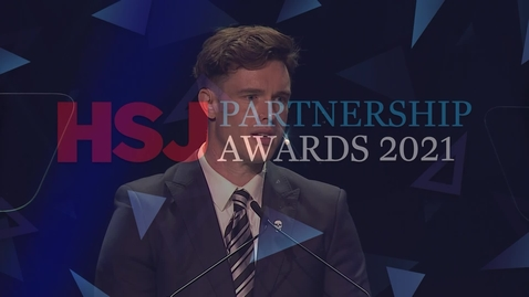 Thumbnail for entry Award 10 - Best Healthcare Provider Partnership with the NHS
