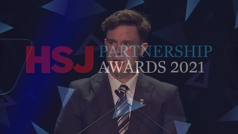 Thumbnail for entry Award 9 - Best Pharmaceutical Partnership with the NHS