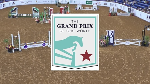 Thumbnail for entry Pony Express 2018 Ft Worth Grand Prix