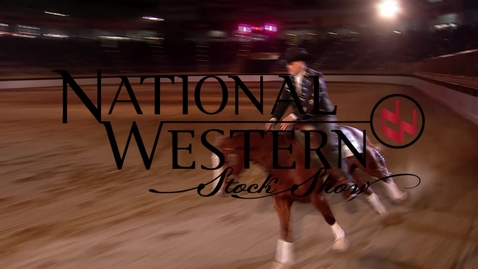 Trailer - Smith Brothers Freestyle Reining