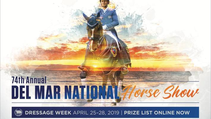 On Demand Video from the Del Mar National Dressage Week
