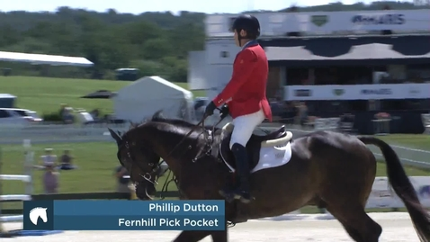 Phillip Dutton & Fernhill Pick Pocket