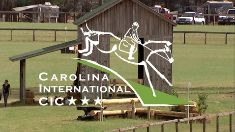 Thumbnail for entry Cross Country Highlights of the Top 5 from the CIC2*