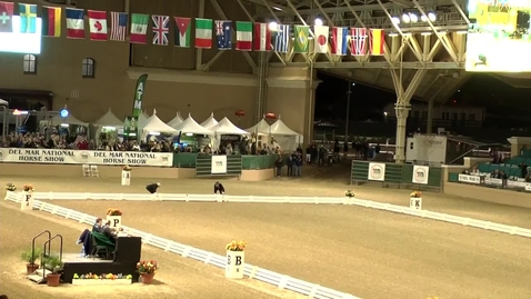 Steffen Peters and Legolas 92