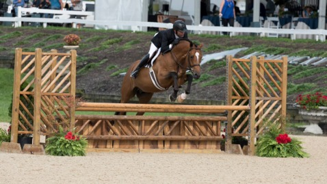 Thumbnail for entry Platinum Performance / USHJA Green Hunter Incentive Championship - August 14-16