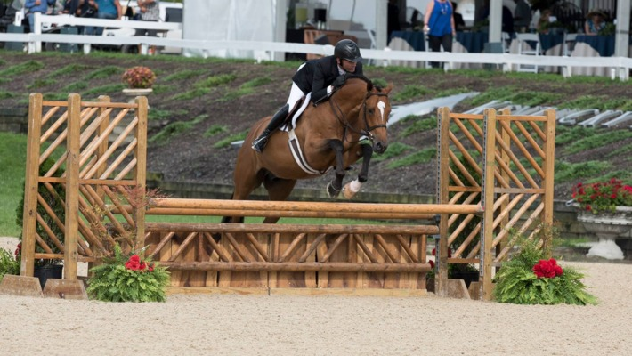 Platinum Performance / USHJA Green Hunter Incentive Championship - August 14-16