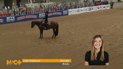 Thumbnail for entry Leah Anderson  - Georgia & Brady
