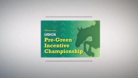 Thumbnail for entry Watch Wall-to-Wall Coverage of the 2016 Pre-Green Incentive Championship