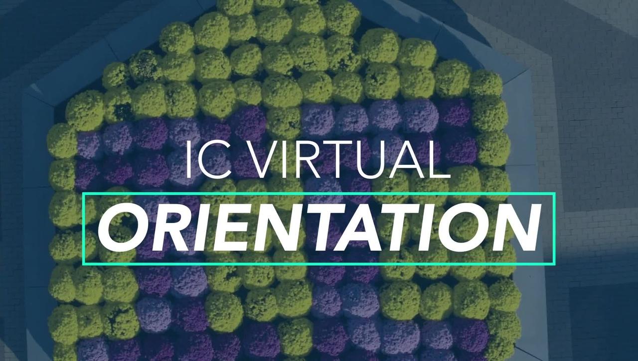 Virtual Orientation: Zoom Guide