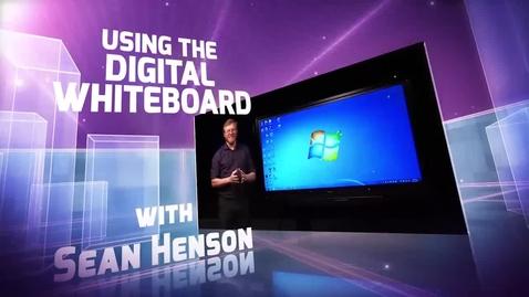 Thumbnail for entry Digital White Board