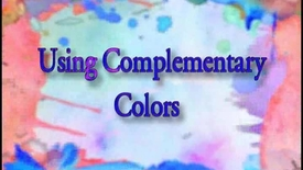 Thumbnail for entry ART110 Part 13 -  Using Complementary Colors