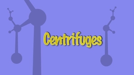 Thumbnail for entry Centrifuges
