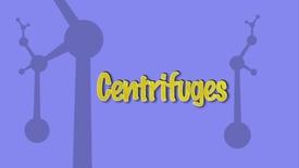 Thumbnail for entry Centrifuges