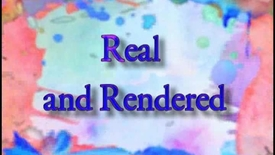 Thumbnail for entry ART110 Part  7 - Real and Rendered - Part 1