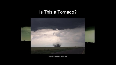 Thumbnail for entry Asset Earth - Karl Schulze - Tornadoes and Storm Chasing